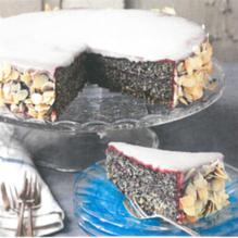 Tupperware Saftige Mohntorte Mohntorte Lebensmittel Essen Torten
