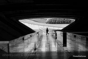 Paisagem Urbana/Gare do Oriente - Lisboa