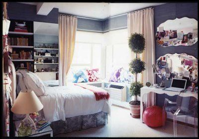 Teen Vogue bedroom designed by David Netto | Living With ...