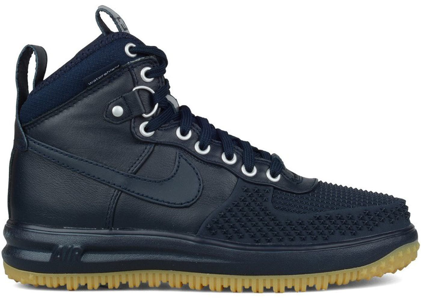 Nike Lunar Force 1 Duckboot Dark Obsidian Footwear Pinterest