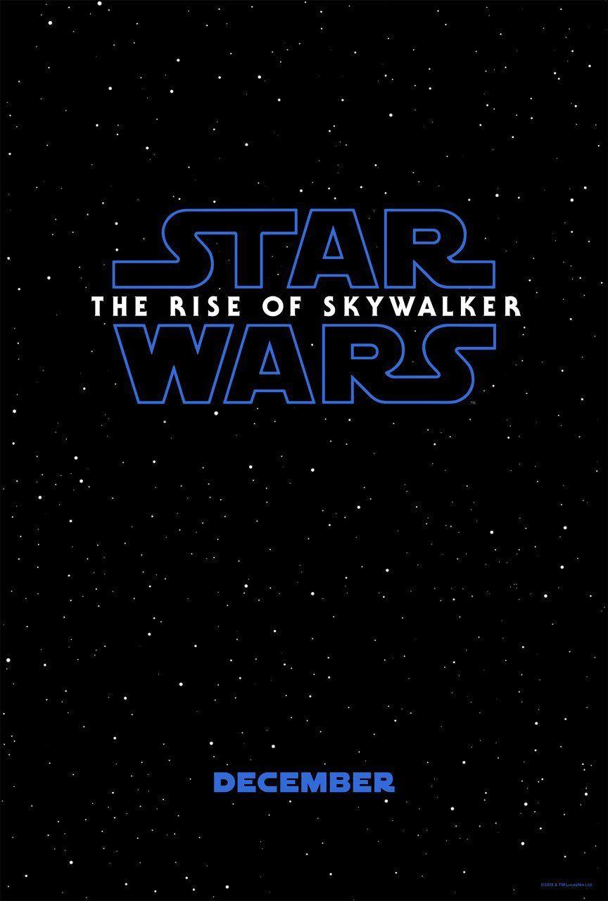 Star Wars - The Rise of Skywalker - 2019