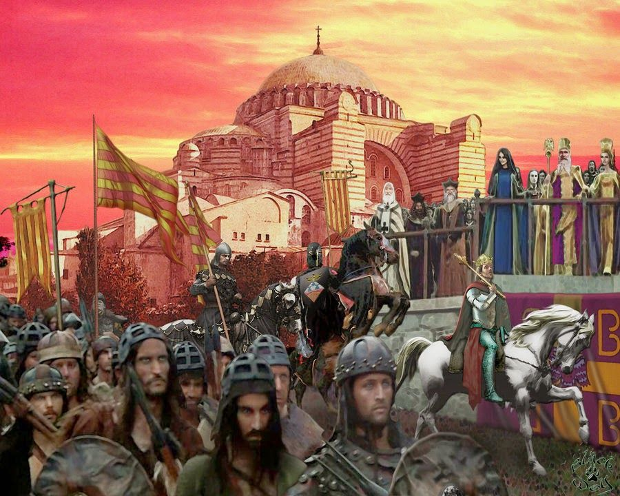 Byzantine Military: The Catalan Company - Byzantine Mercenaries
