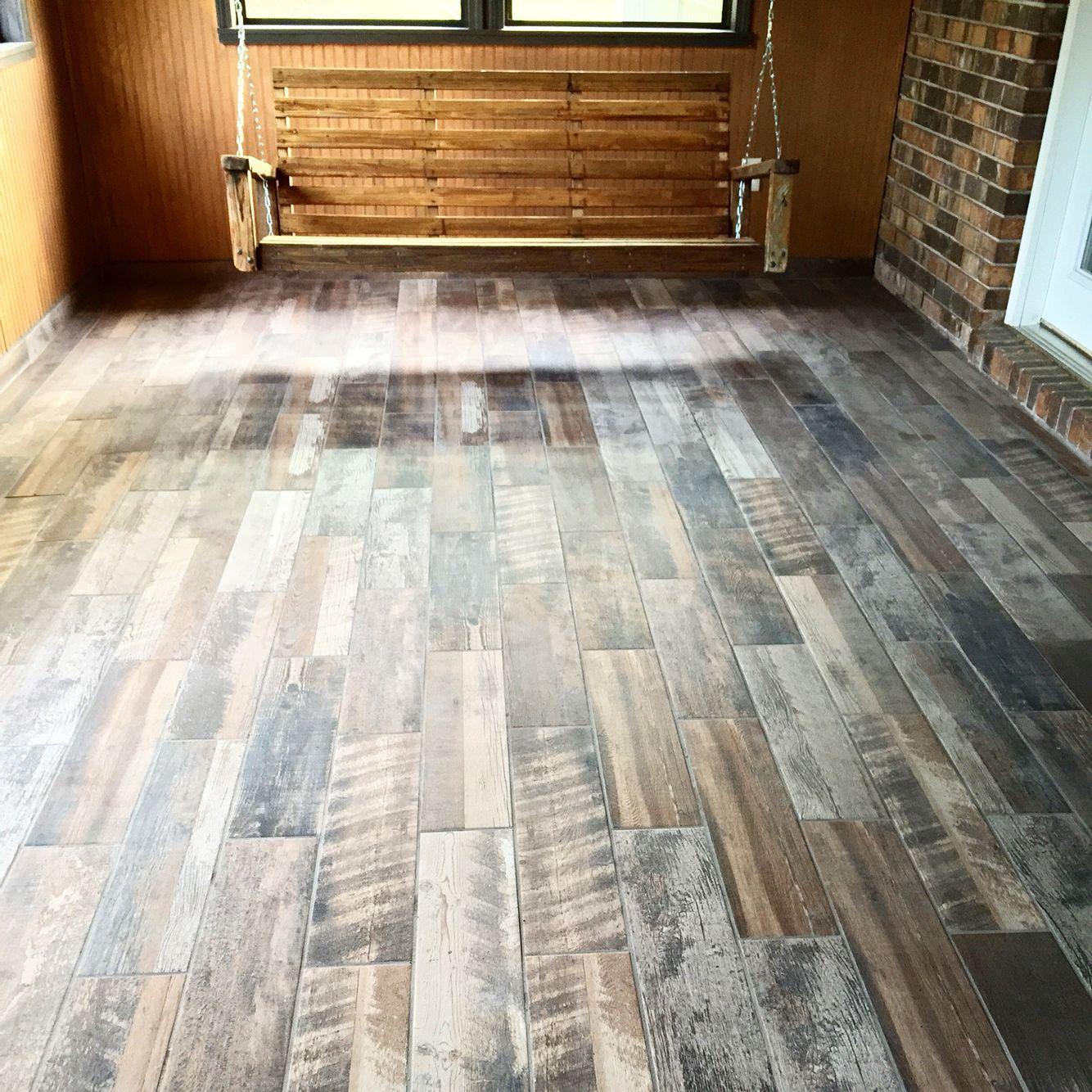 Rustic tile floors that look like wood rustic tile wood home rustic tile floors that look like wood rustic tile wood dailygadgetfo Choice Image