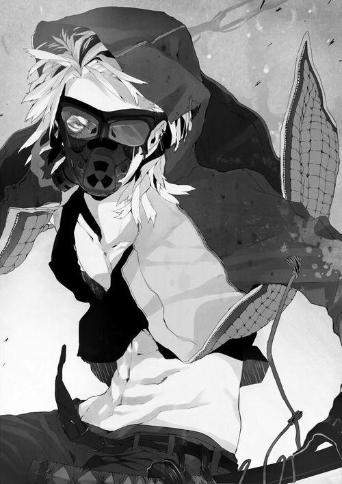 Anime Mask And Cool Image Anime Guys Cute Anime Boy Anime