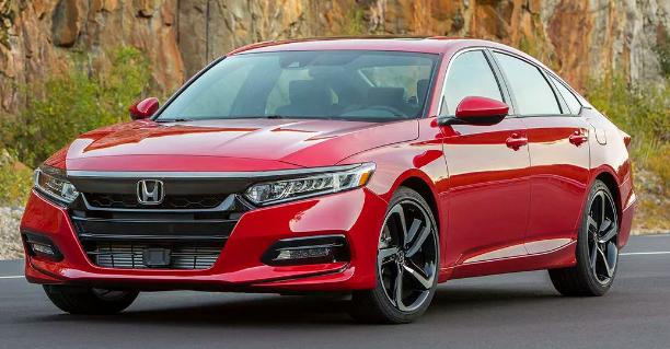 2019 Honda Accord Sports Redesign, Specs, Price On this