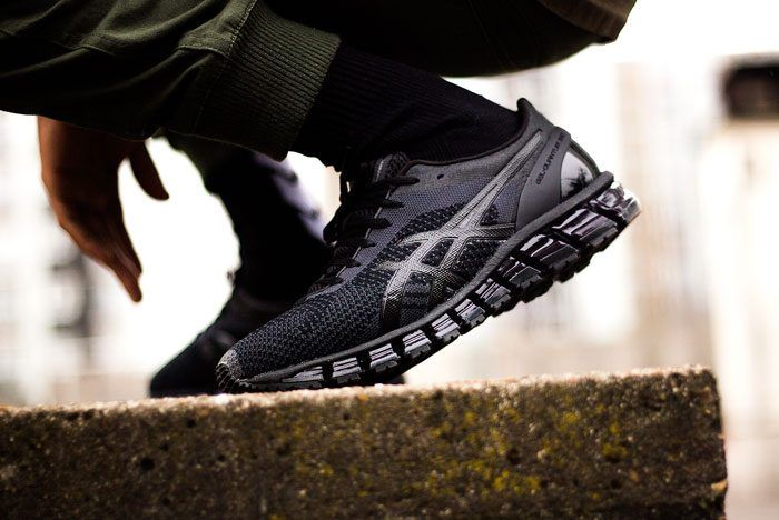 info for 8fb5b 2e036 ASICS GEL-Quantum 360 Knit (Triple Black) | t1ejuh | Asics ...