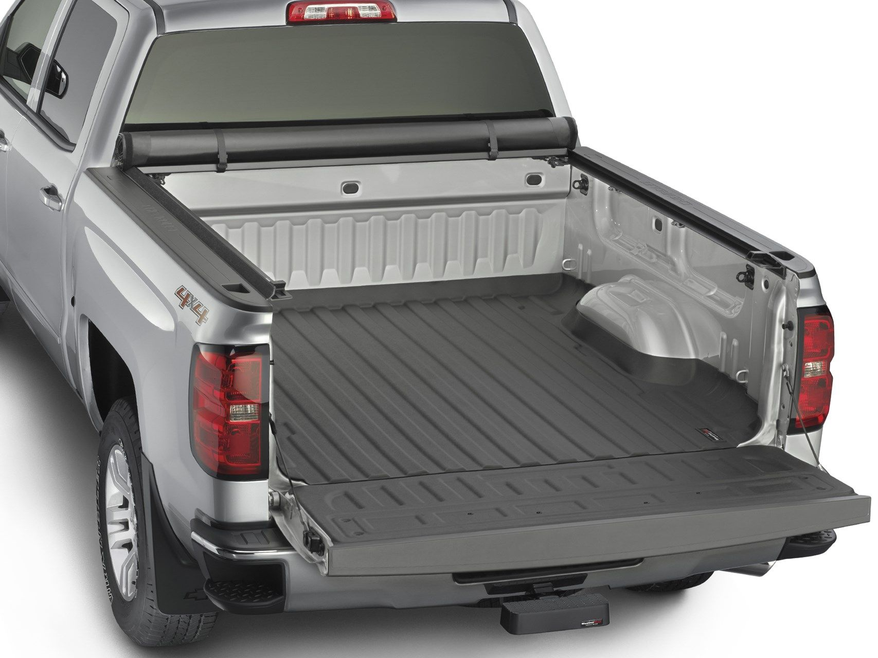 Roll Up Pickup Truck Bed Cover Mobil