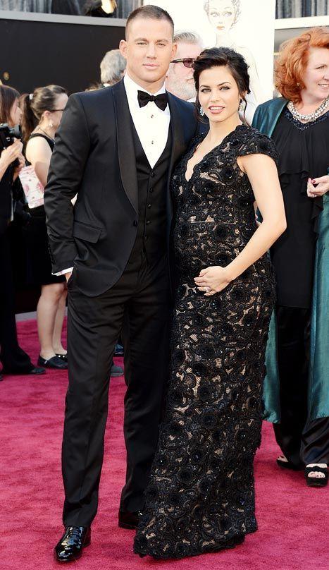 Channing Tatum Wife 2013
