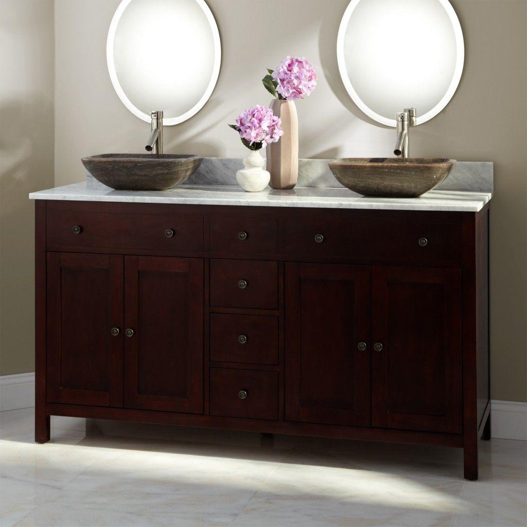 Smallest Double Sink Bathroom Vanity