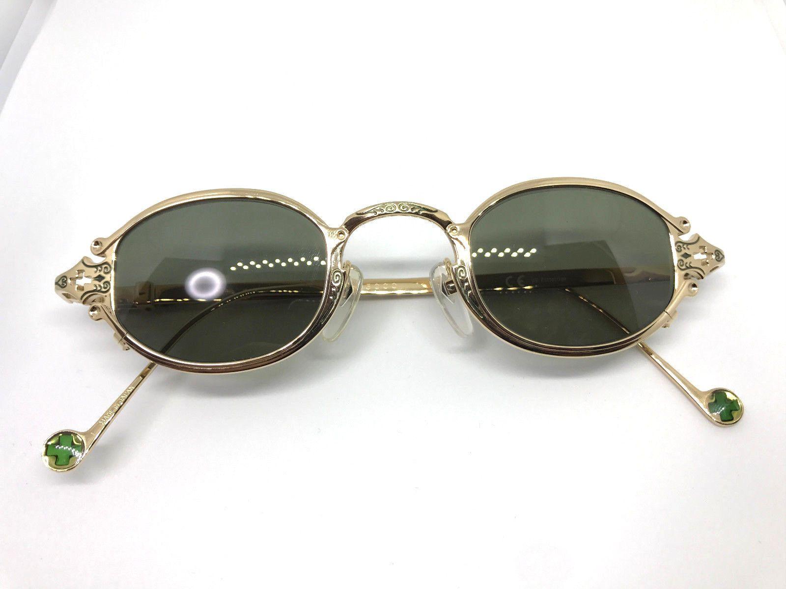 0c3ad2d45f RARE!! Jean Paul Gaultier 56-0001 Limited Vintage Sunglasses
