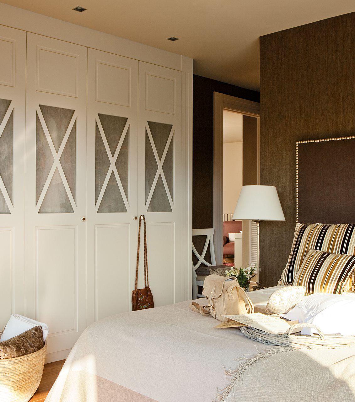 8 soluciones para integrar el armario dormitorios - Armarios de habitacion ...