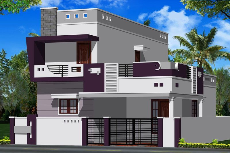 Best 25 Front Elevation Designs Ideas On Pinterest Her Crochet Duplex House Design Independent House Small House Elevation
