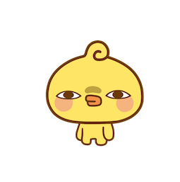 Facebook Messenger Playful Piyomaru Sticker 19 Dễ Thương Vịt