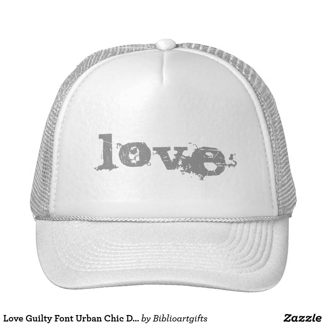Love Guilty Font Urban Chic Design Inspire