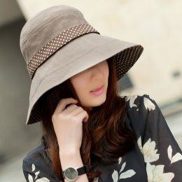9ed65d3c156 Summer fashion bucket hat UV protection sun hats for women