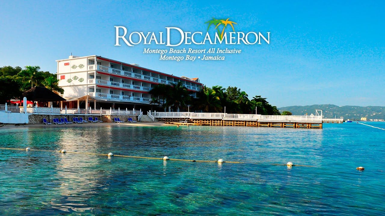 Royal Decameron Montego Beach Montego Bay Jamaica