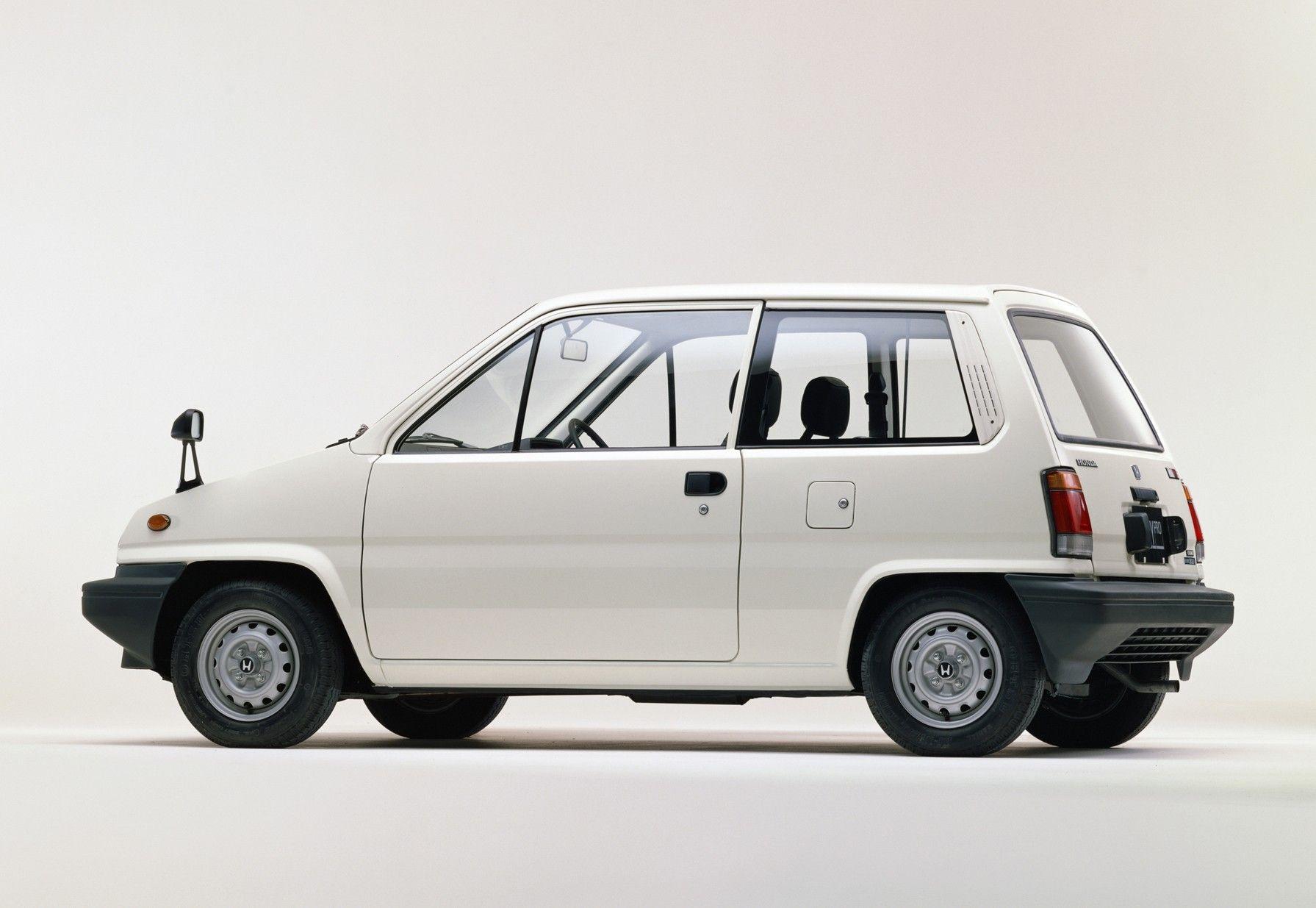 Honda City Pro F (VF) '11.1981-03.1984   ホンダ, 乗り物, 車