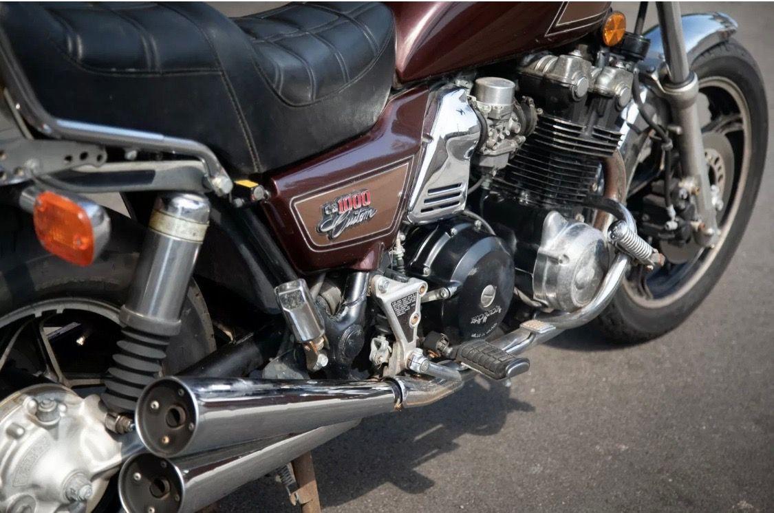 Pin by Whitehouse on Honda CB900/1000 Custom