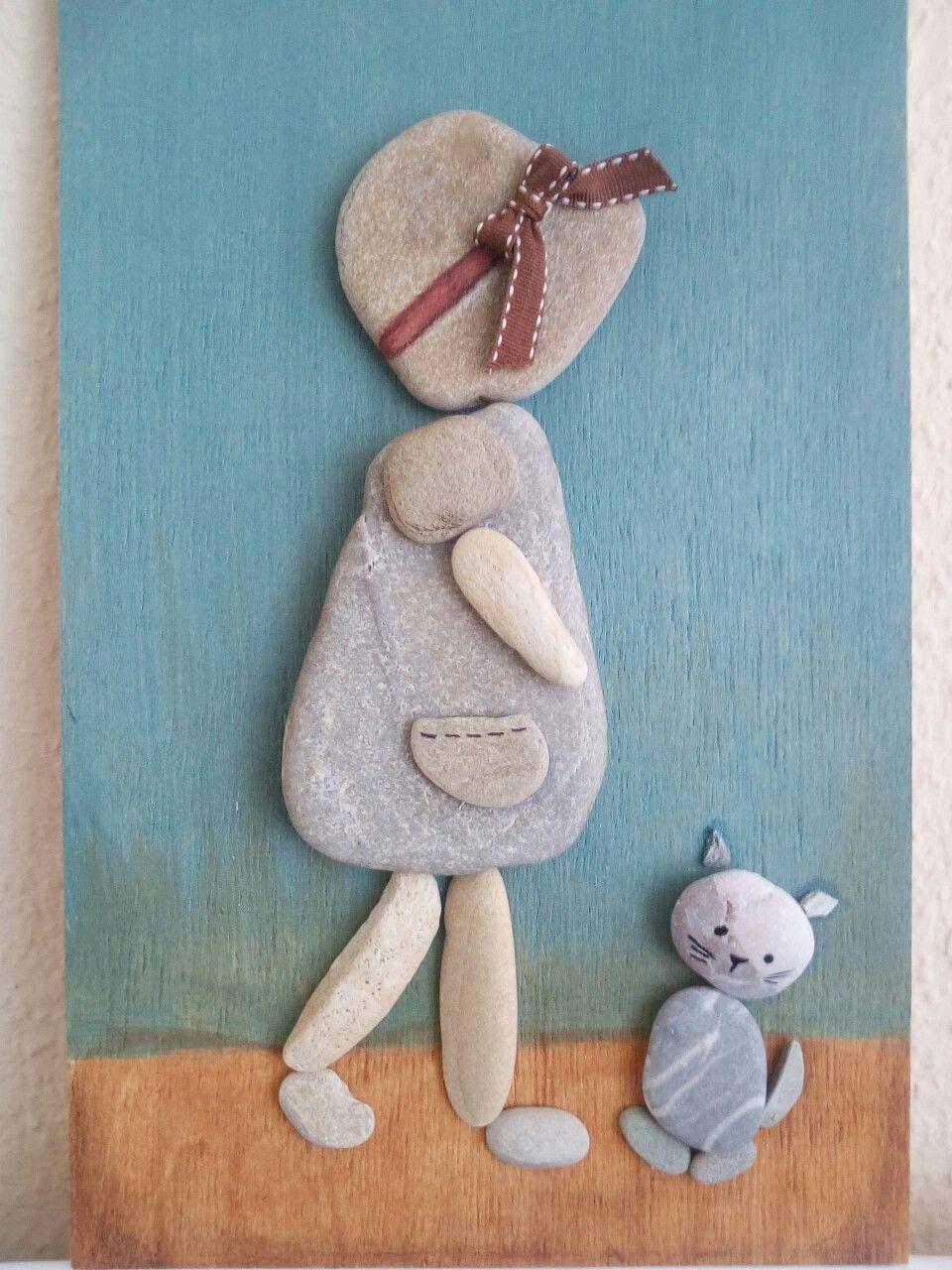 stone pebble stoneart pebbleart #steinbilderselbermachen stone pebble stoneart pebbleart #kieselsteinebilder