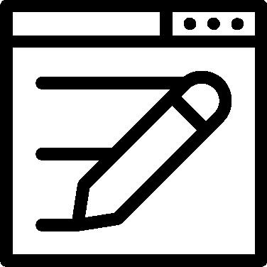 Content Icon Web Design Icon Icon Icon Design