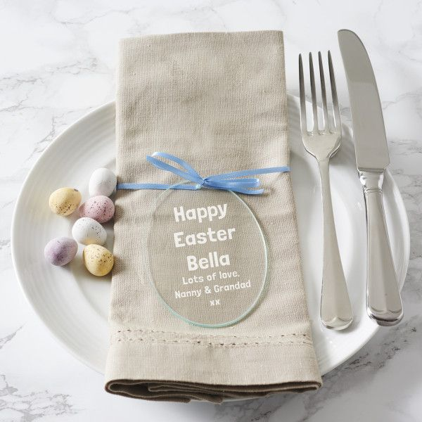 Personalised easter decoration gifts for women surprise her personalised easter decoration negle Choice Image