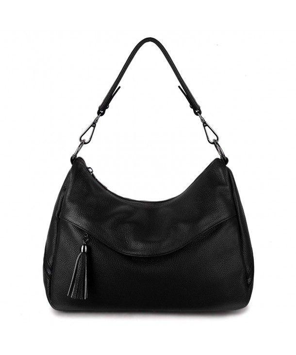 Womens Bags Hobo BagsWomens Cowhide Leather Purse Tote Shoulder Bag Hobo Han Womens Bags Hobo BagsWomens Cowhide Leather Purse Tote Shoulder Bag Hobo Han