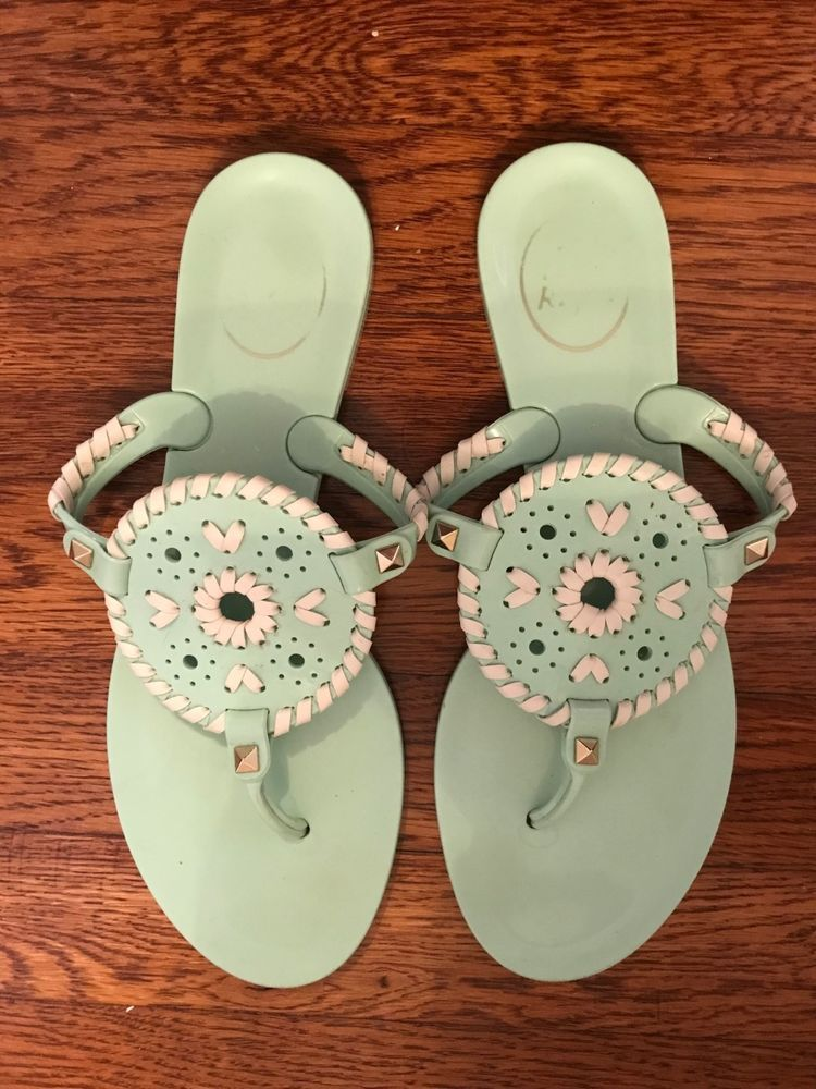 926b0b64339a Jack Rogers Gerogica Jelly Sandal Size 8  fashion  clothing  shoes   accessories  womensshoes  sandals (ebay link)
