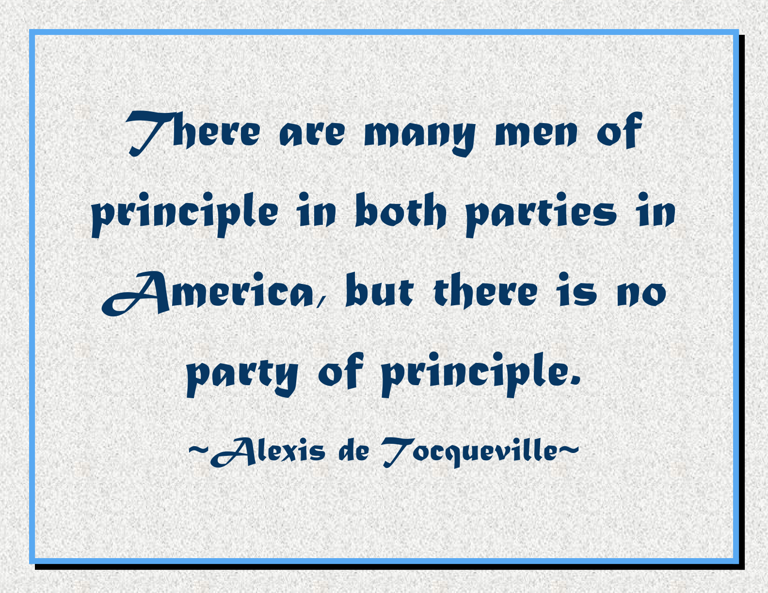 """Liven up your classroom environment with one of the greatest thinkers about America -- the Frenchman, Alexis de Tocqueville, who visited the U.S. and wrote the landmark work """"Democracy in America"""" to chronicle his observations. 20 printable posters included, each available in a variety of colors and fonts! These Tocqueville posters are great for debate and discussion -- get students thinking about in what ways America today still looks like the nation Tocqueville visited in the 1800s!"""