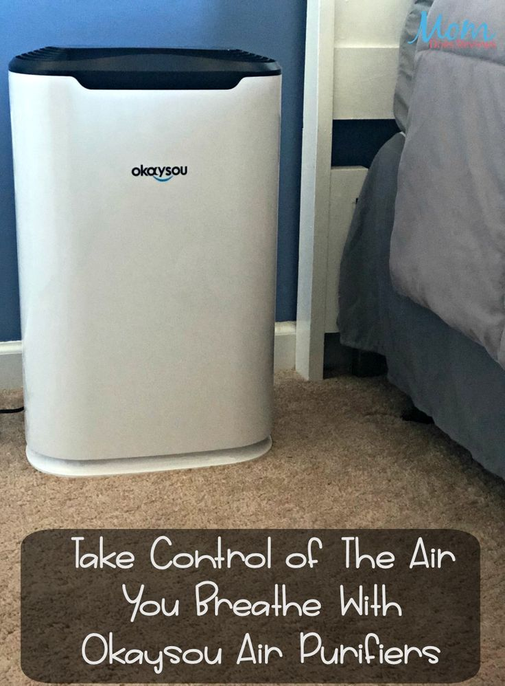 Take Control of The Air You Breathe With Okaysou Air