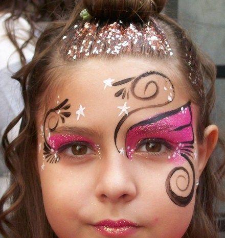 diseño maquillaje infantil - Buscar con Google ...