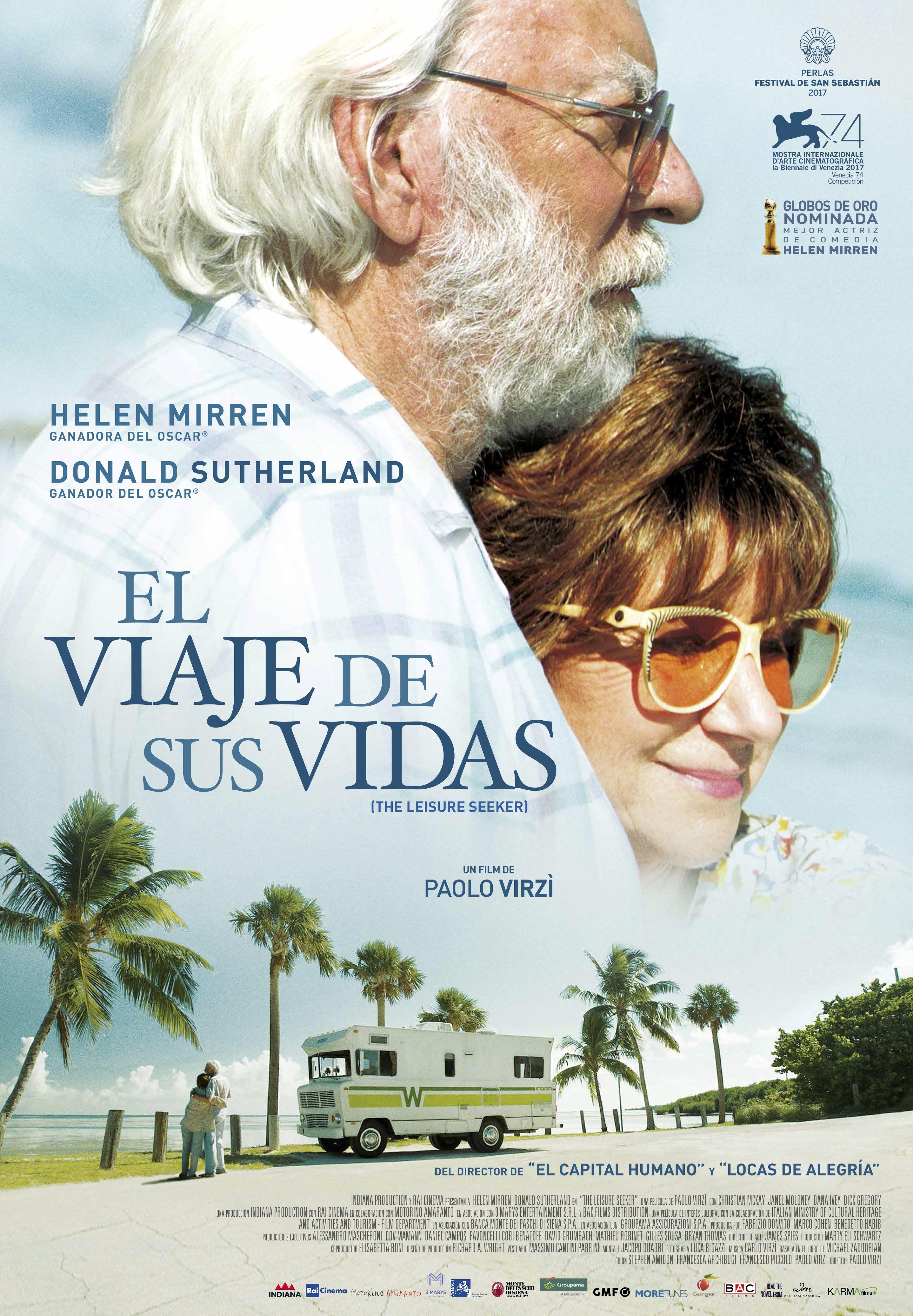 El viaje de sus vidas Peliculas en estreno, Películas