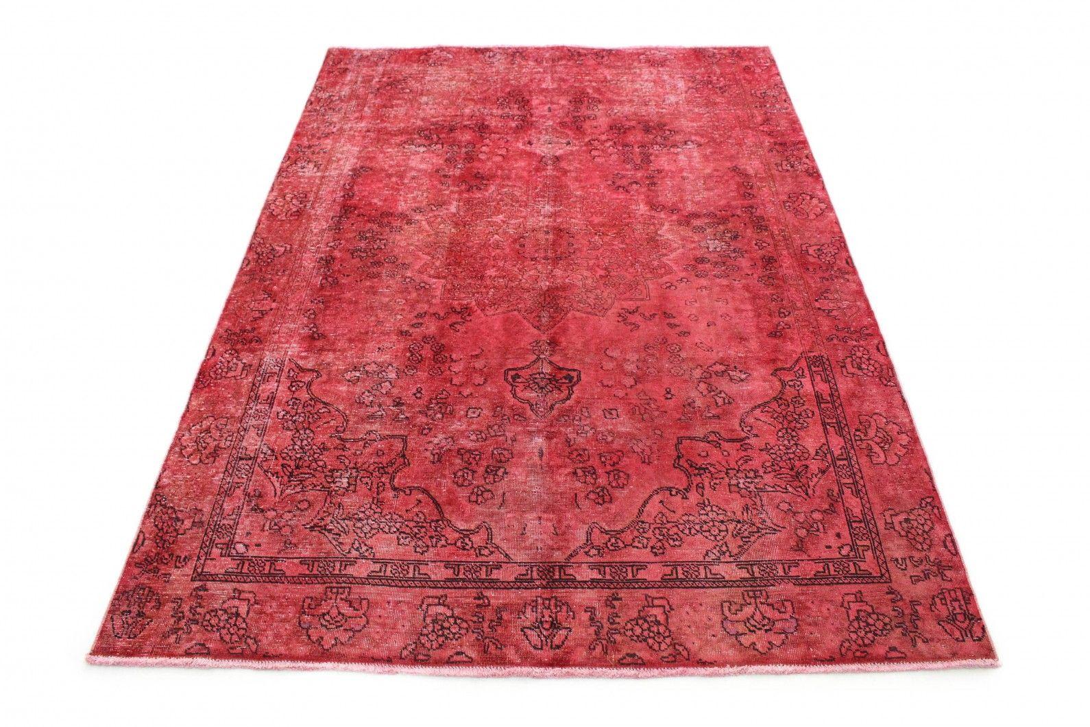 Vintage Teppich Rot In 290x200 Vintage Teppiche Teppich Vintage