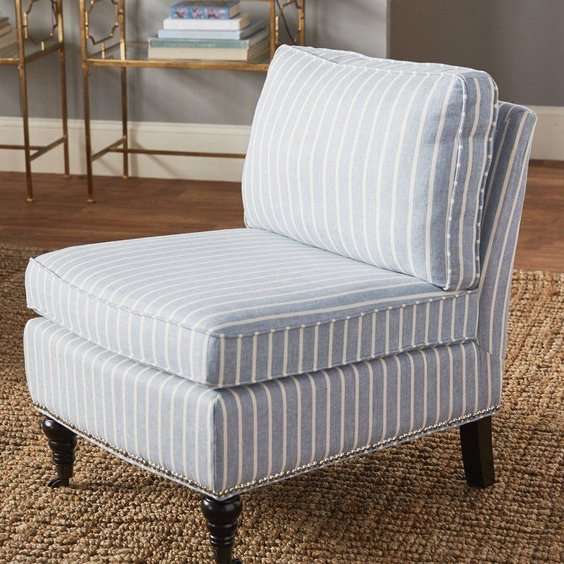 Slipper Chair | Furniture, Chair upholstery, Barrel chair