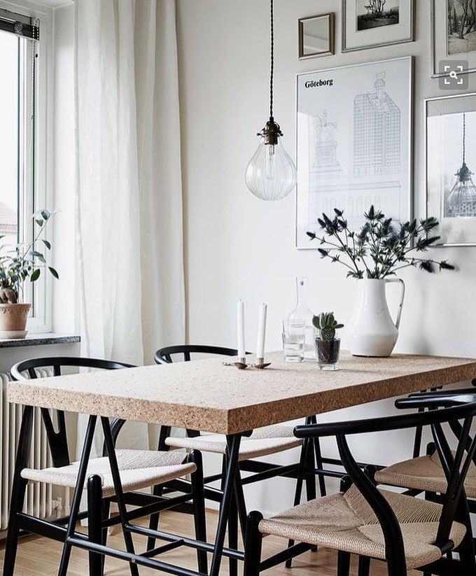 Friday Inspiration the wishbone chair is timeless in