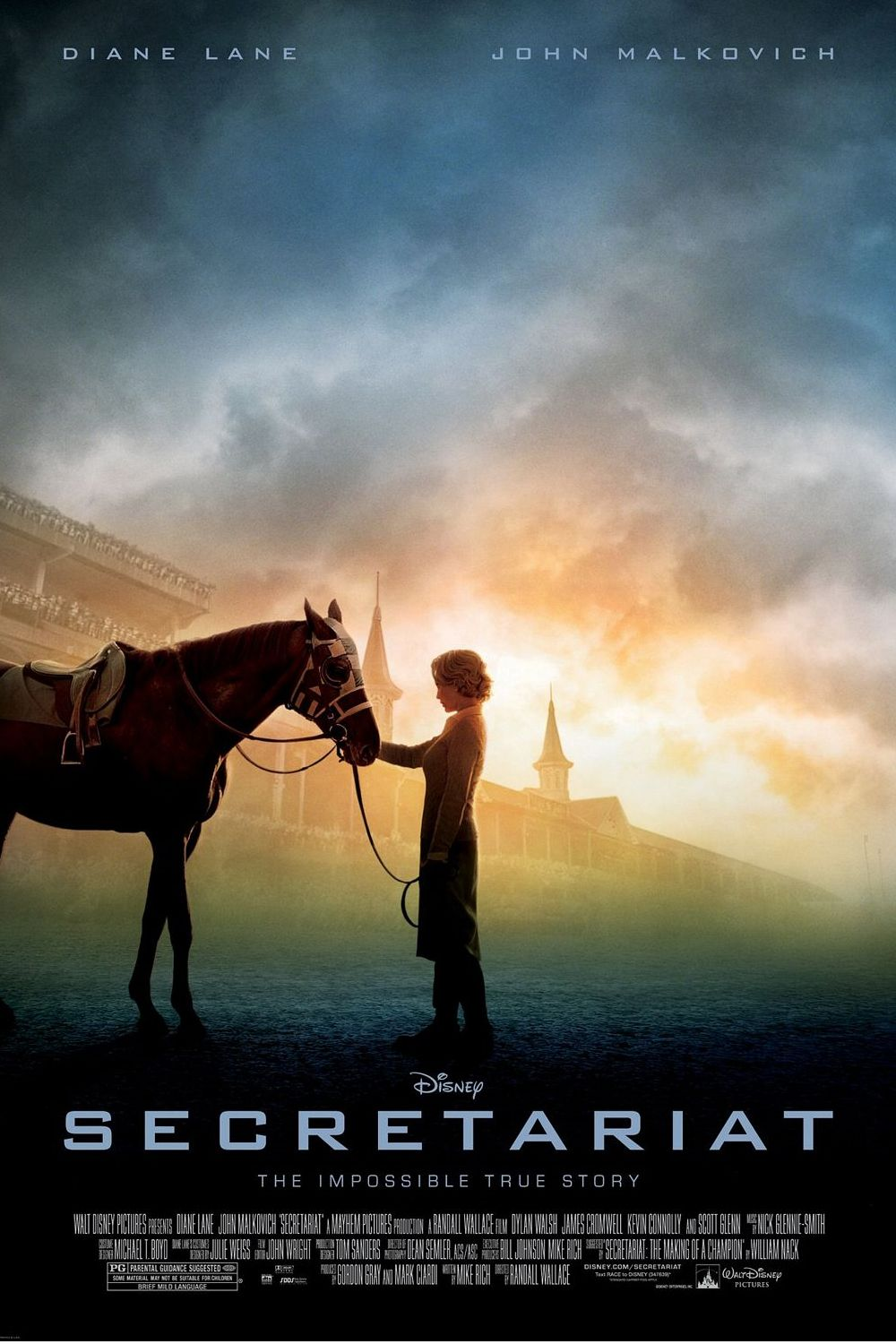 """""""Secretariat"""" Worth Racing Out To See in 2020 Horse"""