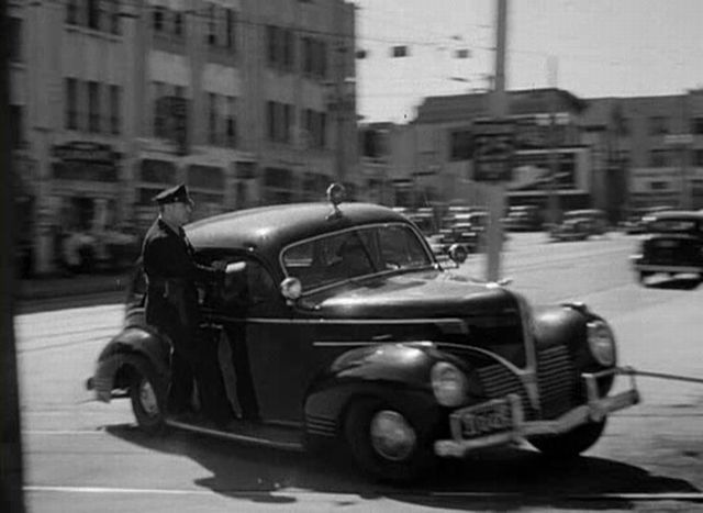 1939 Dodge In Hot Pursuit Vintage Police Vehicles Old