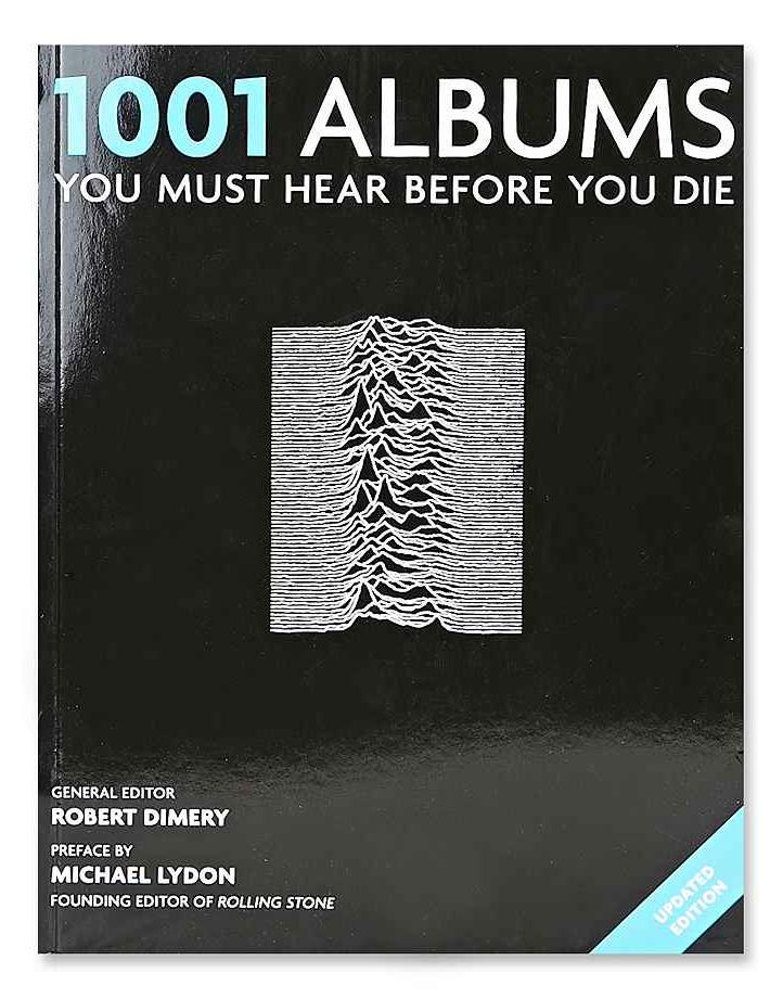 ce livre g nial sur les albums couter au moins une fois avant de mourir infos pinterest. Black Bedroom Furniture Sets. Home Design Ideas