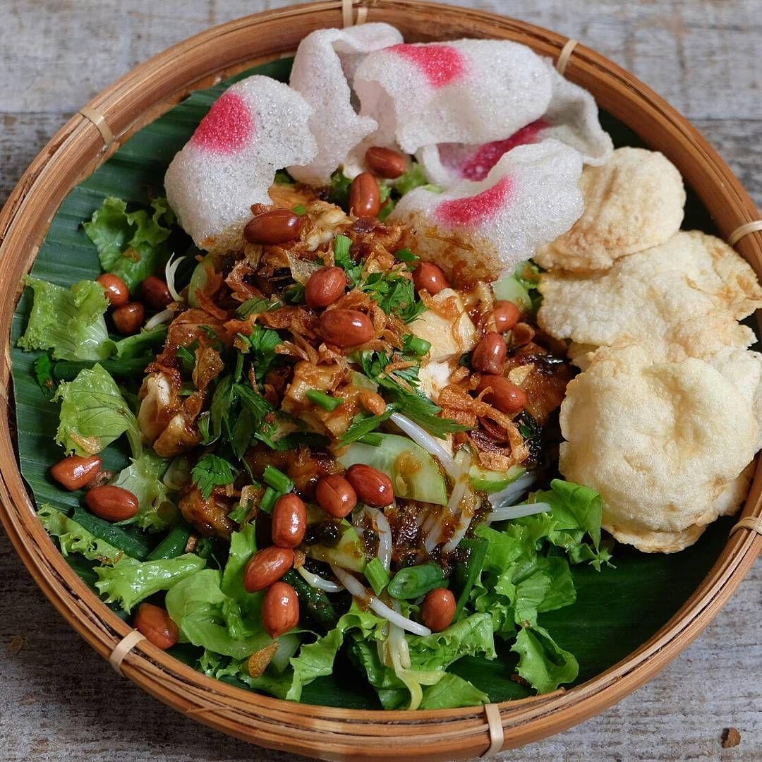 Tahu Goreng Medan Food Salad Cobb Salad