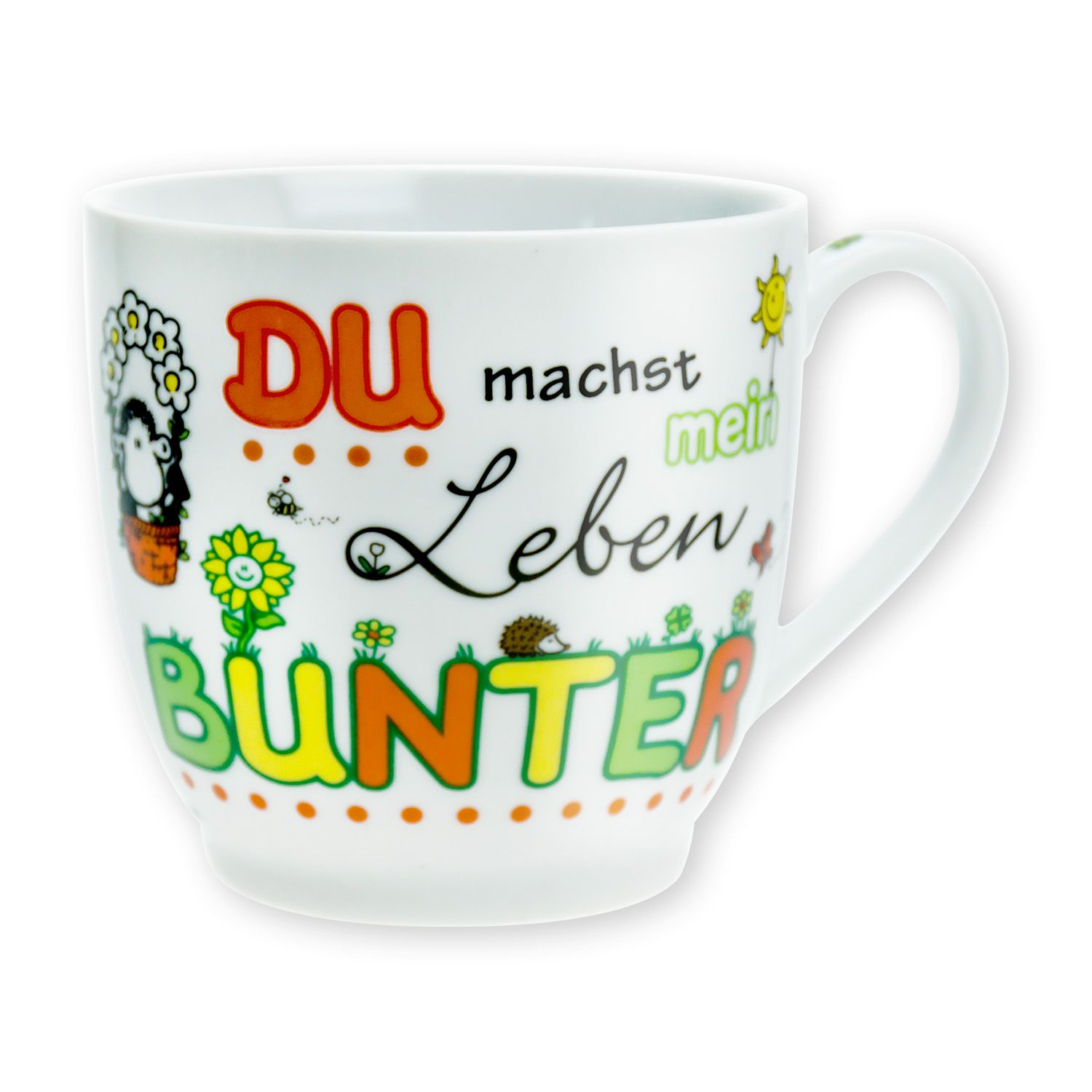 "Tasse ""Bunter"" http://sheepworld.de/shop/nach-Serien-Motive/Bunter/Tasse-BUNTER.html?listtype=search&searchparam=Bunter"