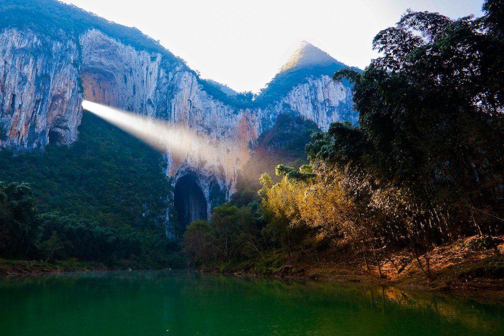 Getu Valley, China
