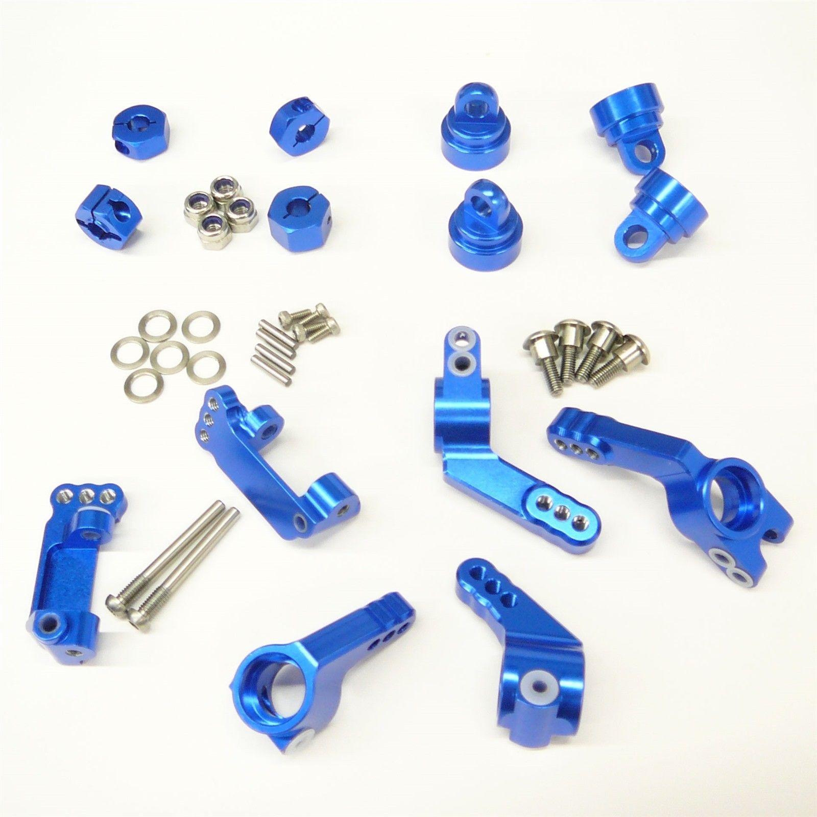 Suspension and Steering Parts 182199: Gen3 Rc Blue Aluminum 6061-T6