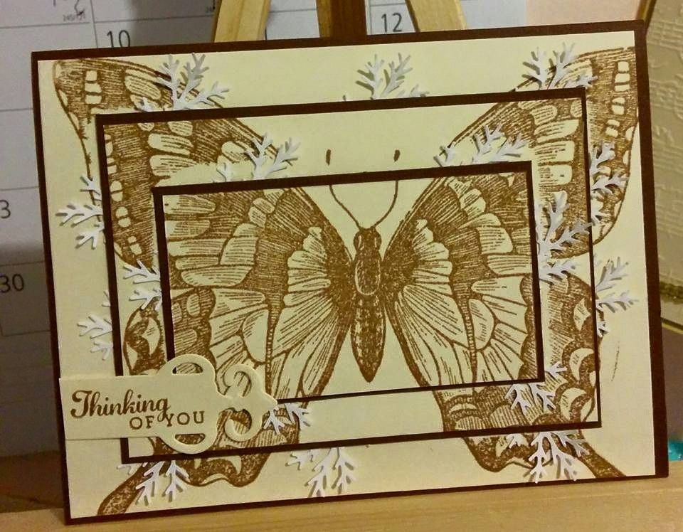 From FB group Stampin Gals Gone Wild