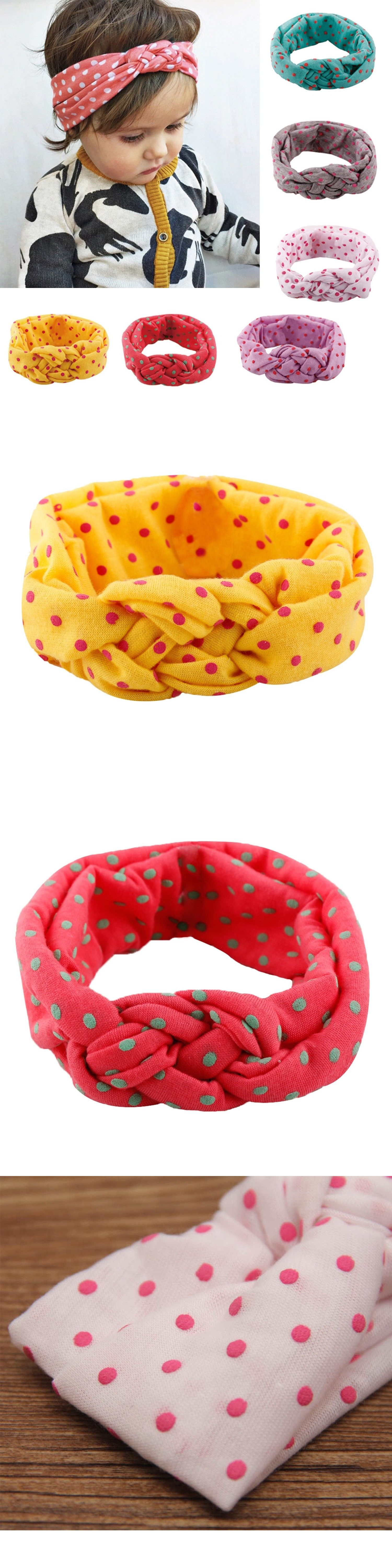 Hair accessories for babies ebay - Hair Accessories 18786 6 Pack Bow Headbands Hair Hoops Multicolor For Baby Girls Toddler 0
