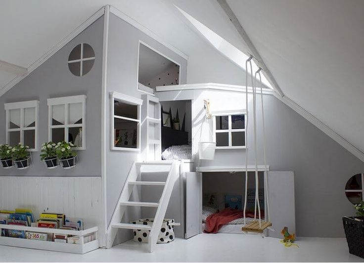Playroom Ideas to Keep Kids Occupied for Hours - Ideas for the House -