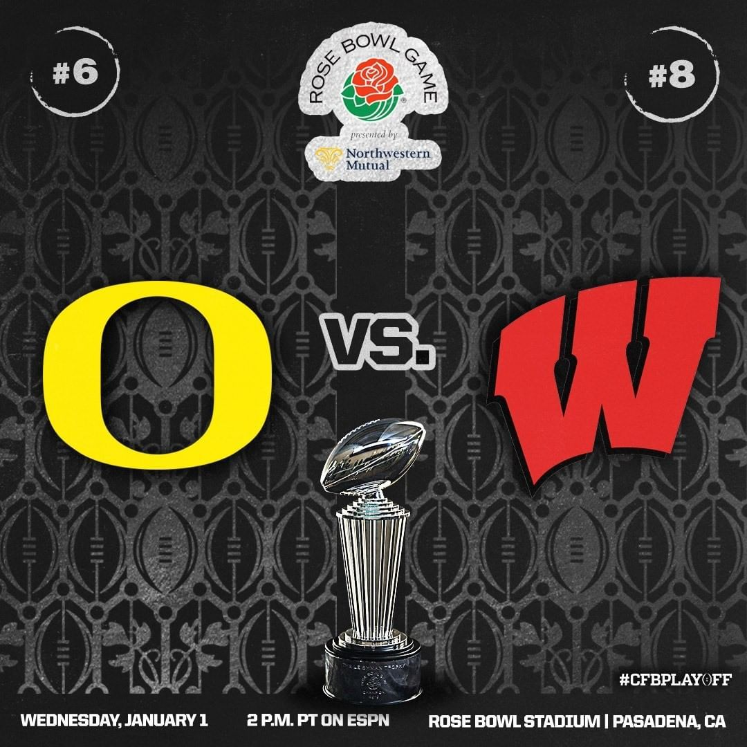 """College Football Playoff on Instagram """"CFBPlayoff New"""
