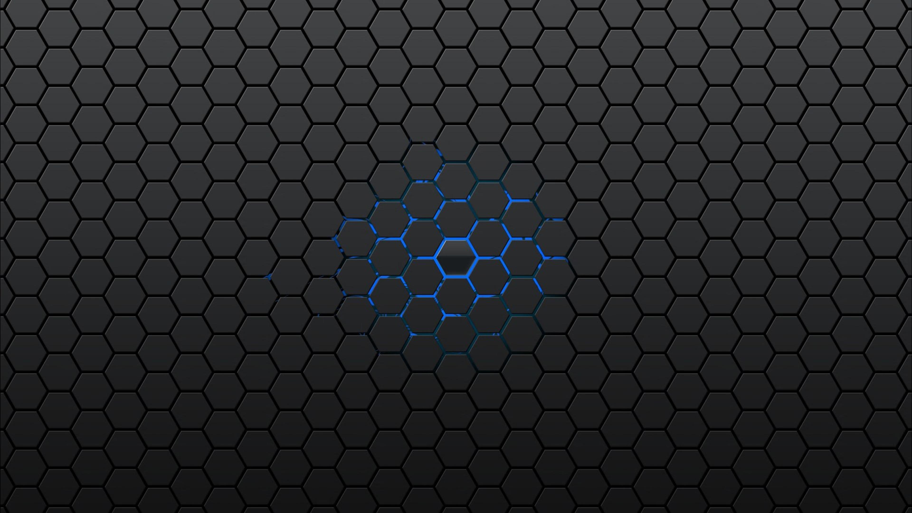 Wallpaper Ultra Hd 4k Black 442973 Hexagon Wallpaper Honeycomb Wallpaper Abstract Wallpaper
