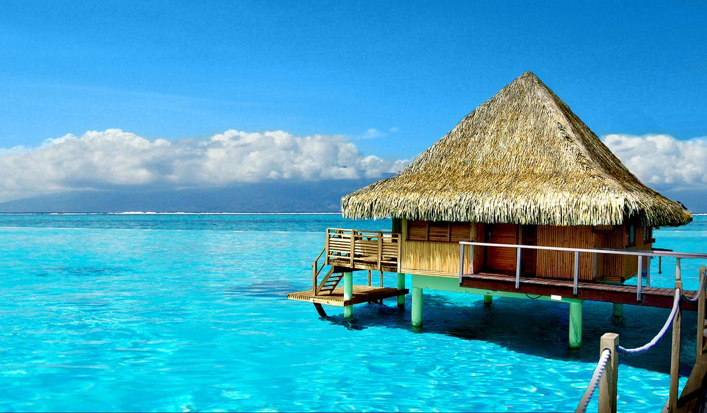 Clearwater Paradise Fly Away Overwater Bungalows