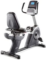 Freemotion 330r Recumbent Exercise Bike Review Freemotion In Home Exercise Bike Reviews Biking Workout Recumbent Bike Workout Exercise Bike Reviews