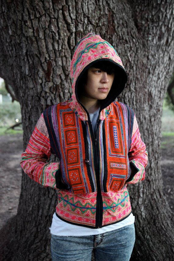 hmong tribe textile hand crafted