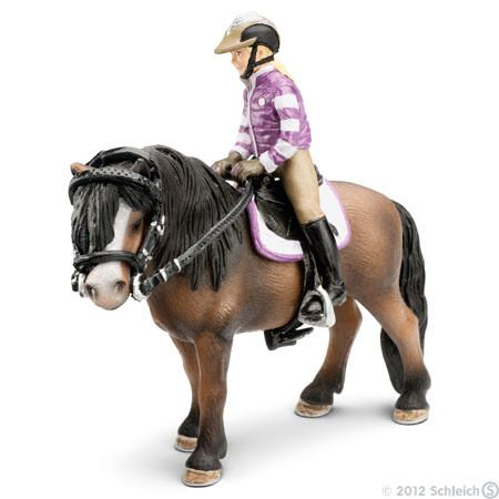 Toys Farm Life Pony Riding Set 42039 Schleich Pferde Pferde Rassen Pferde